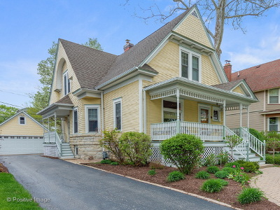 La Grange Single Family Home For Sale: 114 North Catherine Avenue