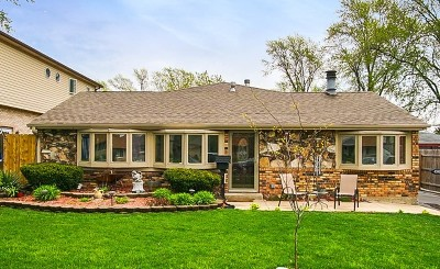 Oak Lawn Single Family Home For Sale: 4961 Paxton Road
