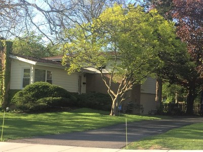 Deerfield Single Family Home For Sale: 1426 Central Avenue