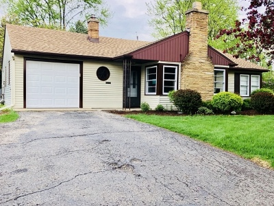 Wheaton Single Family Home Price Change: 1221 South Naperville Road