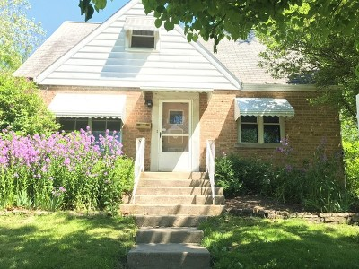 Wheaton Single Family Home For Sale: 806 Pick Street