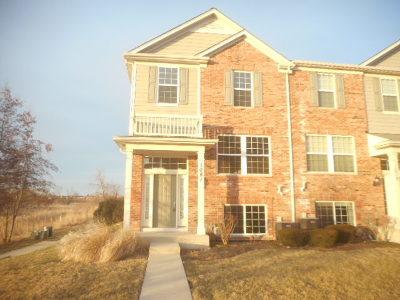 Elgin Condo/Townhouse For Sale: 1081 Crane Pointe Road