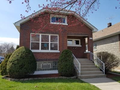 Berwyn Single Family Home For Sale: 2648 Harvey Avenue