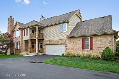Palos Heights, Palos Hills Condo/Townhouse Re-Activated: 2701 Medinah Court
