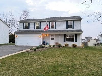 Island Lake Single Family Home For Sale: 510 Porten Road