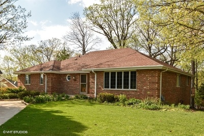 Palos Heights, Palos Hills Single Family Home For Sale: 8940 West 100th Street