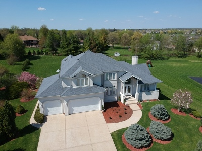 Elburn Single Family Home For Sale: 40w568 Campton Woods Drive
