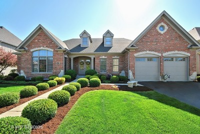 St. Charles Single Family Home For Sale: 3n655 East Laura Ingalls Wilder Road