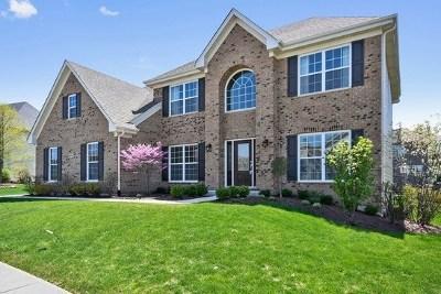 Geneva Single Family Home For Sale: 39w597 Bealer Circle