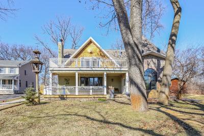 Glen Ellyn Single Family Home For Sale: 21w282 Walnut Road