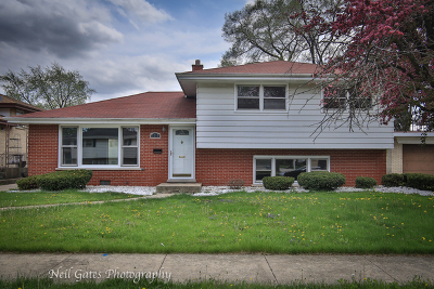South Holland Single Family Home For Sale: 739 East 168th Place