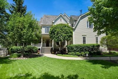 Grayslake Single Family Home For Sale: 557 Kelly Avenue