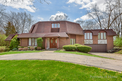 Downers Grove Single Family Home For Sale: 1145 86th Street