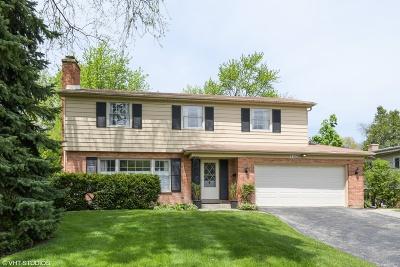 Glenview Single Family Home For Sale: 1130 East Lake Avenue