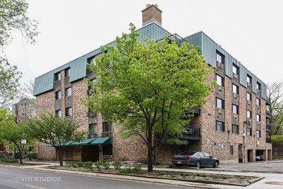 Condo/Townhouse For Sale: 401 West Webster Avenue #502
