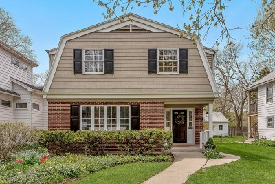 Wilmette Single Family Home For Sale: 213 15th Street
