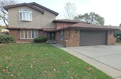 Single Family Home For Sale: 17143 Vollbrecht Road