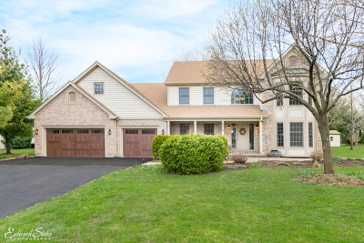 Crystal Lake Single Family Home For Sale: 3514 Franklin Court