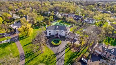 Wheaton Single Family Home For Sale: 25w447 Plamondon Road