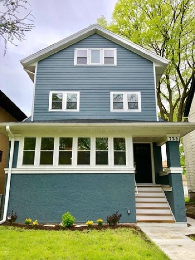 Oak Park Single Family Home For Sale: 725 Wenonah Avenue