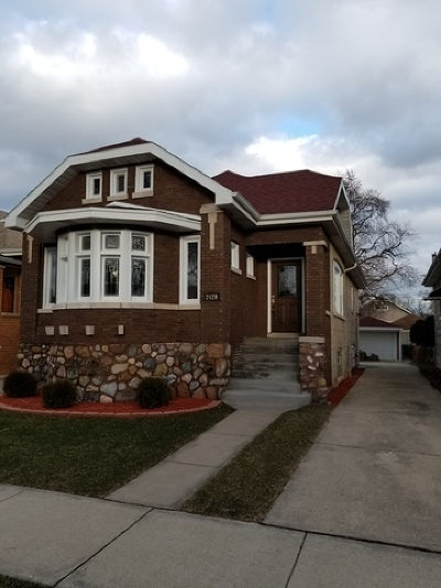 Berwyn Single Family Home For Sale: 2429 Elmwood Avenue