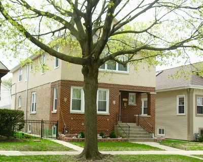 Chicago IL Single Family Home For Sale: $529,900