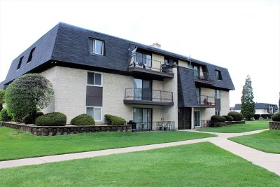 Palos Heights, Palos Hills Condo/Townhouse Contingent: 11129 South 84th Avenue #2B