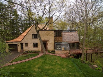 Highland Park Single Family Home Price Change: 333 Lakeside Place