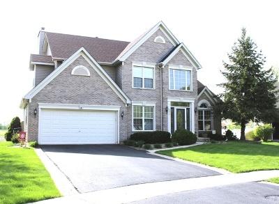 Geneva Single Family Home For Sale: 2814 Miller Road
