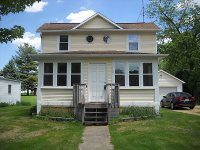 Single Family Home For Sale: 112 South State Street