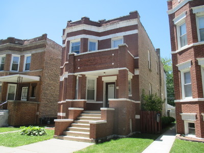 Cicero Multi Family Home Price Change: 1924 South 49th Avenue