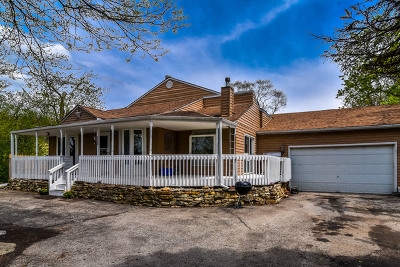 Downers Grove Single Family Home For Sale: 4227 Florence Avenue