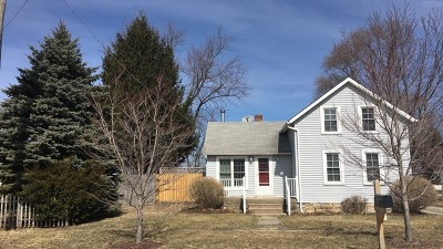 Maple Park Single Family Home For Sale: 47w480 Indian Creek Trail