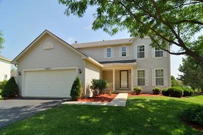 Aurora Single Family Home For Sale: 4025 Heinz Drive