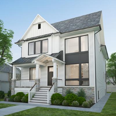 Wheaton Single Family Home For Sale: 222 East Madison Avenue