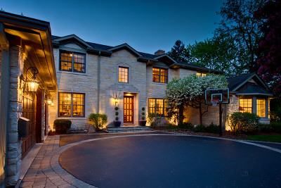 Wilmette Single Family Home For Sale: 1016 Seneca Road