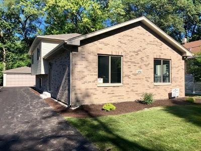 Midlothian Single Family Home For Sale: 14944 Kildare Avenue