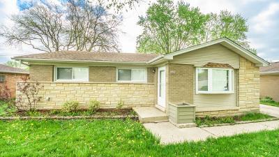Midlothian Single Family Home For Sale: 15209 Hamlin Avenue