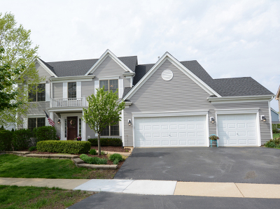 Geneva Single Family Home For Sale: 0s594 Preston Court