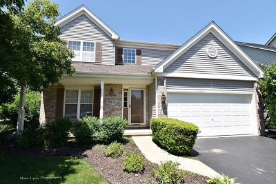 Geneva Single Family Home For Sale: 39w120 Shannon Square