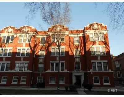 Oak Park Condo/Townhouse For Sale: 406 South Lombard Avenue #1