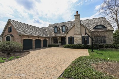 Lake Forest Single Family Home For Sale: 1620 Tallgrass Lane