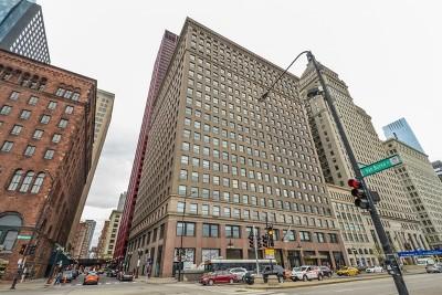 Condo/Townhouse For Sale: 330 South Michigan Avenue #2006