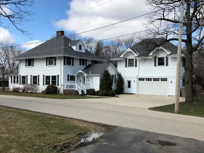 Lake Zurich Single Family Home For Sale: 204 North Old Rand Road