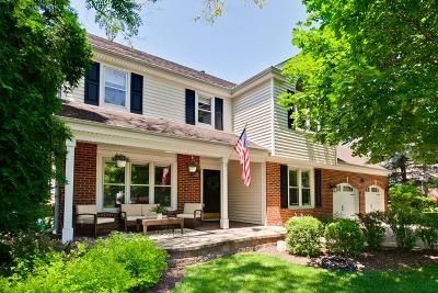 Buffalo Grove Single Family Home For Sale: 496 Satinwood Terrace