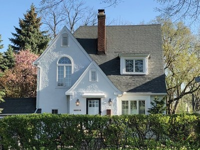 Elmhurst Single Family Home For Sale: 211 East Saint Charles Road