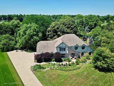St. Charles Single Family Home For Sale: 1325 Persimmon Drive