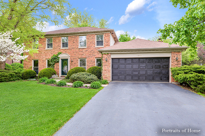 Naperville Single Family Home New: 1209 Sunnybrook Drive