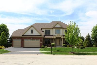 Geneva Single Family Home Price Change: 972 Bluestem Drive
