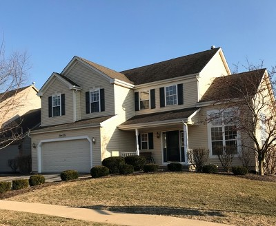 Geneva Single Family Home For Sale: 39w279 East Mallory Drive